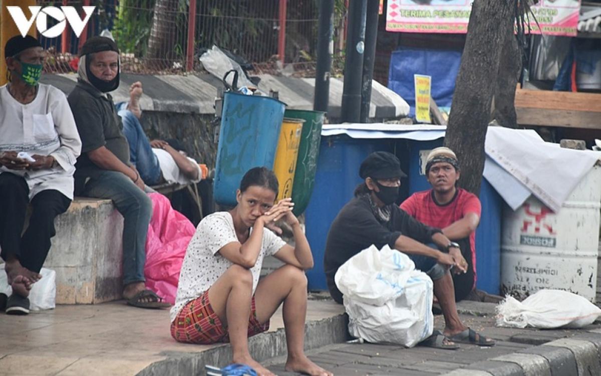 29,12 triệu người Indonesia bị ảnh hưởng bởi đại dịch, phần lớn là thất nghiệp.
