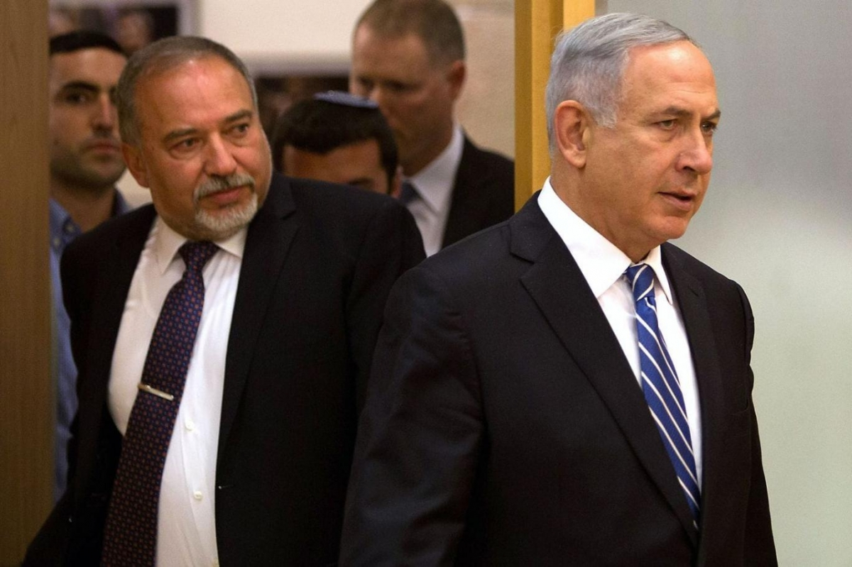 Chính phủ chia rẽ tại Israel đã sụp đổ sau khi quá thời hạn chót mà các bên không thể thông qua được gói dự thảo ngân sách. Ảnh: Independentarabia