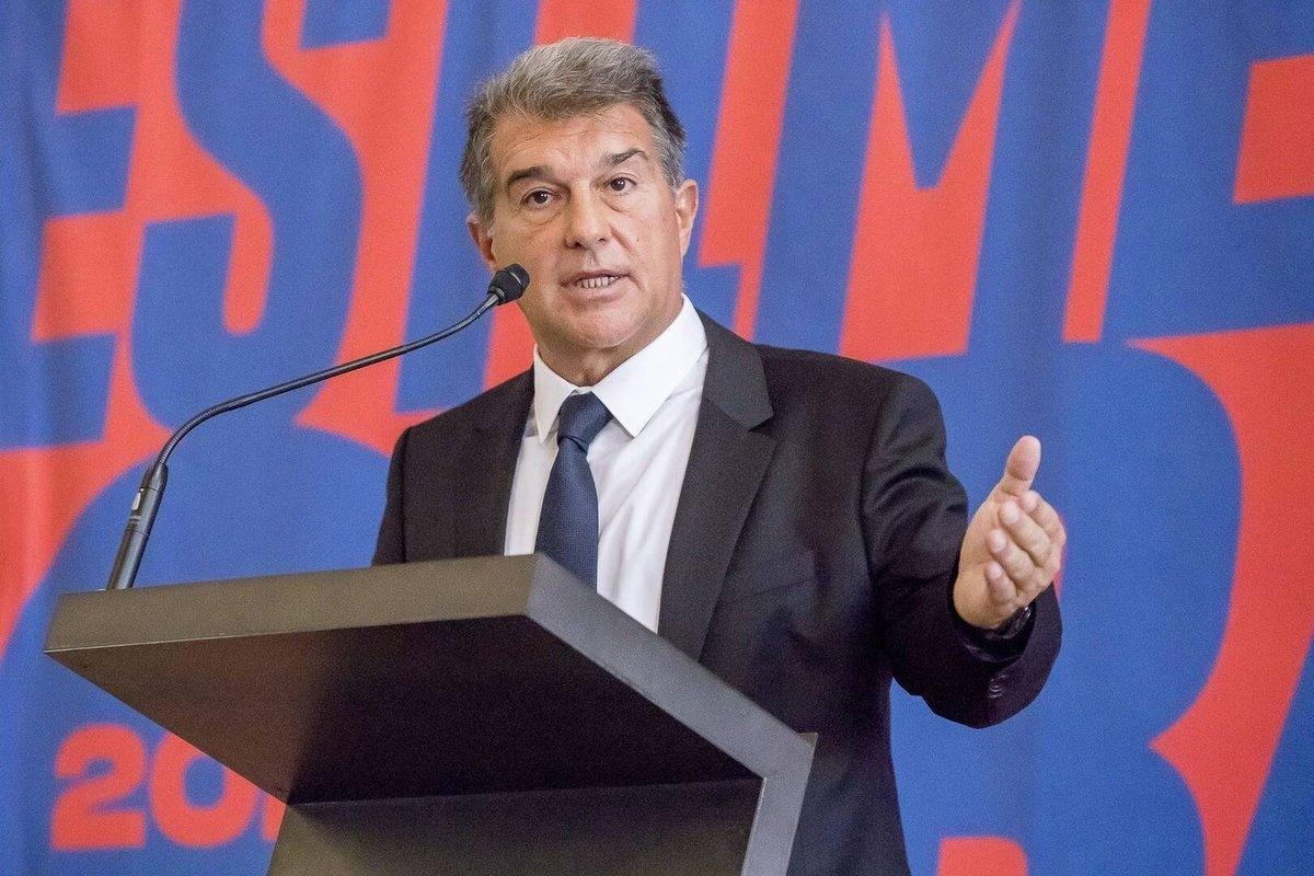 Cựu Chủ tịch Barca Joan Laporta sẽ ra tranh cử vào tháng Giêng năm 2021. (Ảnh: Marca)