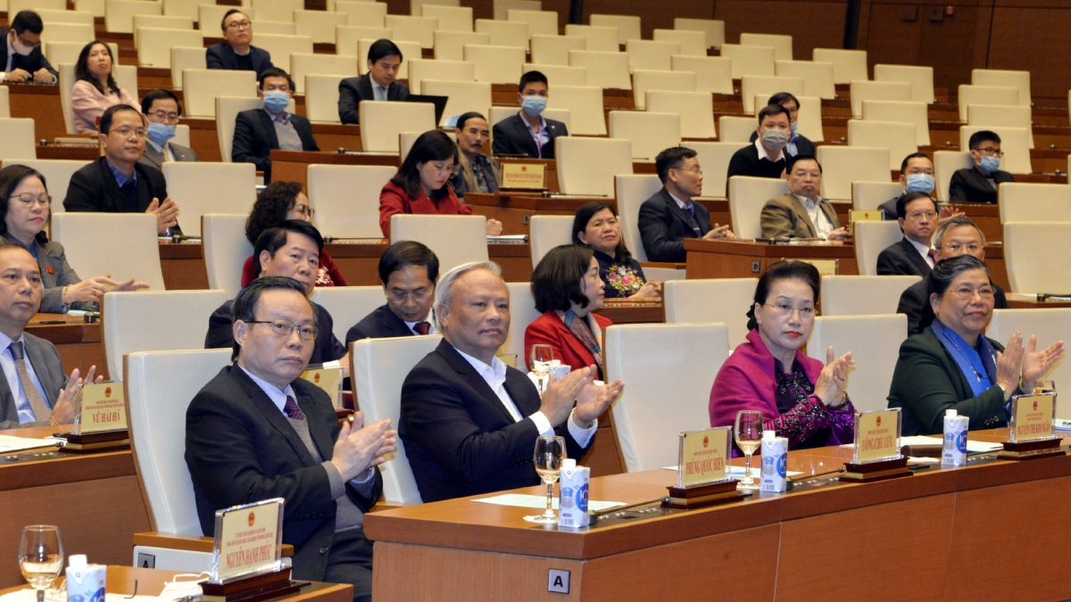 Chủ tịch Quốc hội dự Hội nghị tổng kết AIPA.