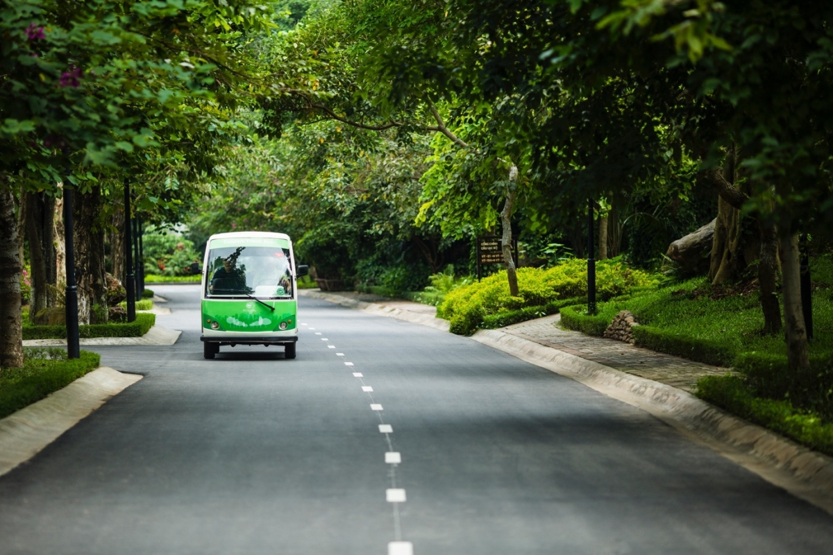 Không gian xanh trong thành phố, ước mơ của cư dân đô thị (Ảnh ST)