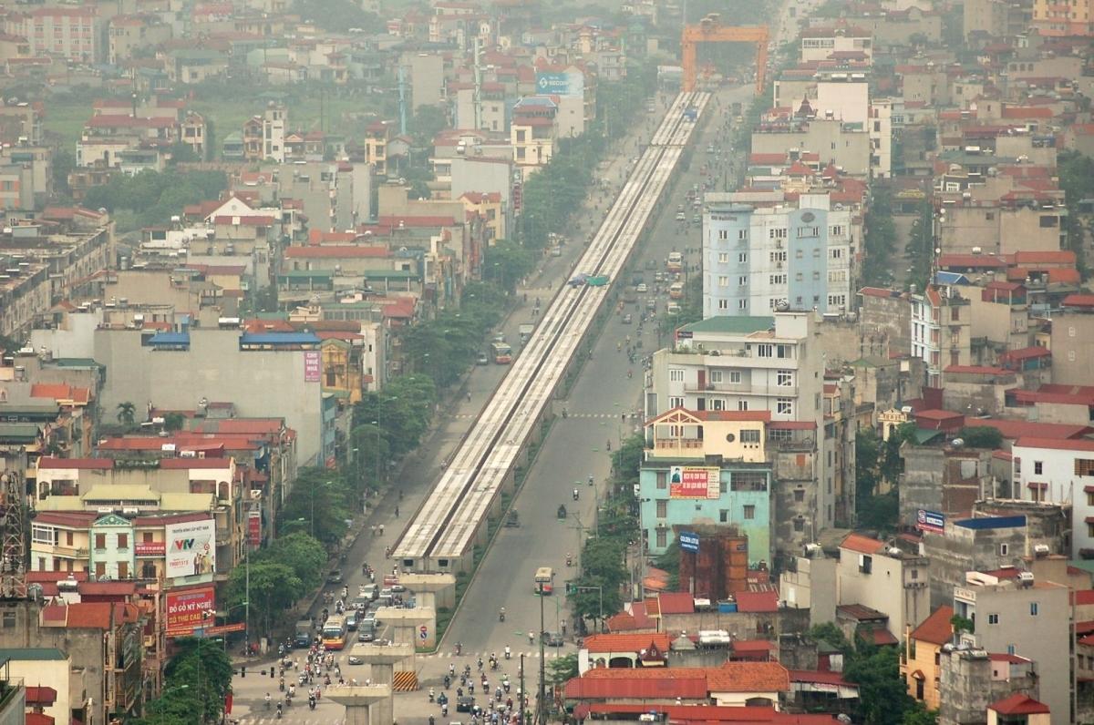 Đô thị Hà Nội đang từng ngày bị bức tử (Ảnh KT)