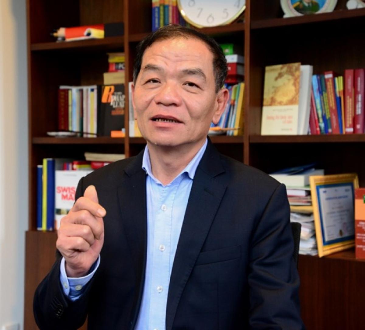 Ông Lê Thanh Vân