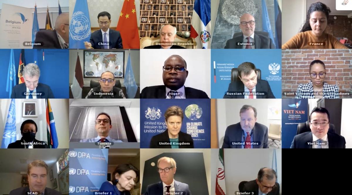 Ngày 22/12 HĐBA đề cao vai trò của Ngoại giao đa phương trong giải quyết hoà bình vấn đề hạt nhân Iran.
