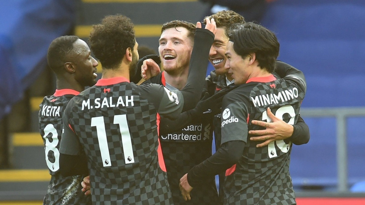 Liverpool được kỳ vọng sẽ có thêm trận thắng đậm nữa trước West Brom. (Ảnh: Getty).