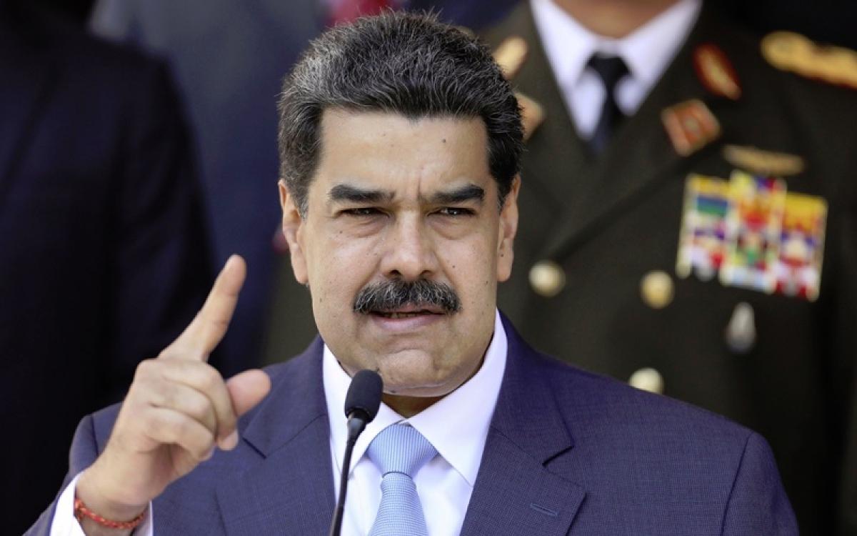 Tổng thống Maduro. Ảnh: NBC News.
