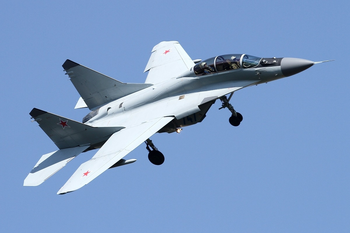 MiG-29 Fulcrum. Ảnh: Creative Commons