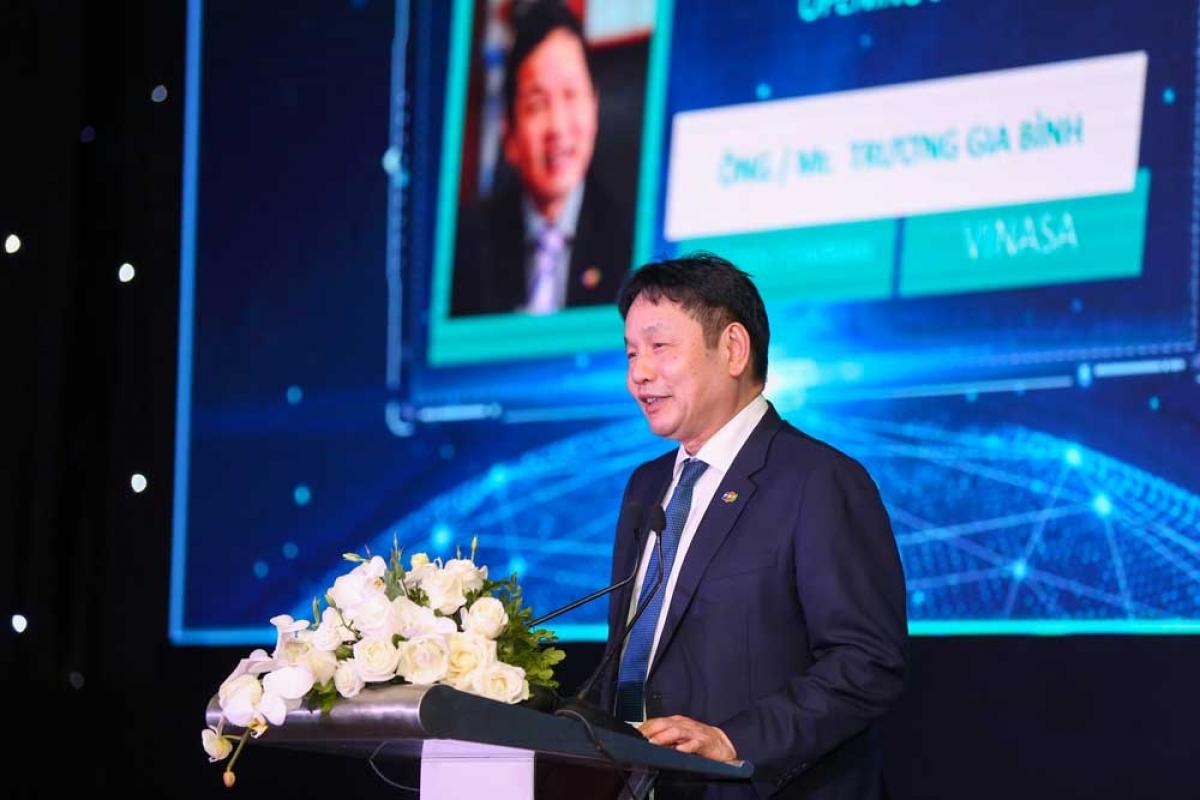 Ông Trương Gia Bình, Chủ tịch VINASA