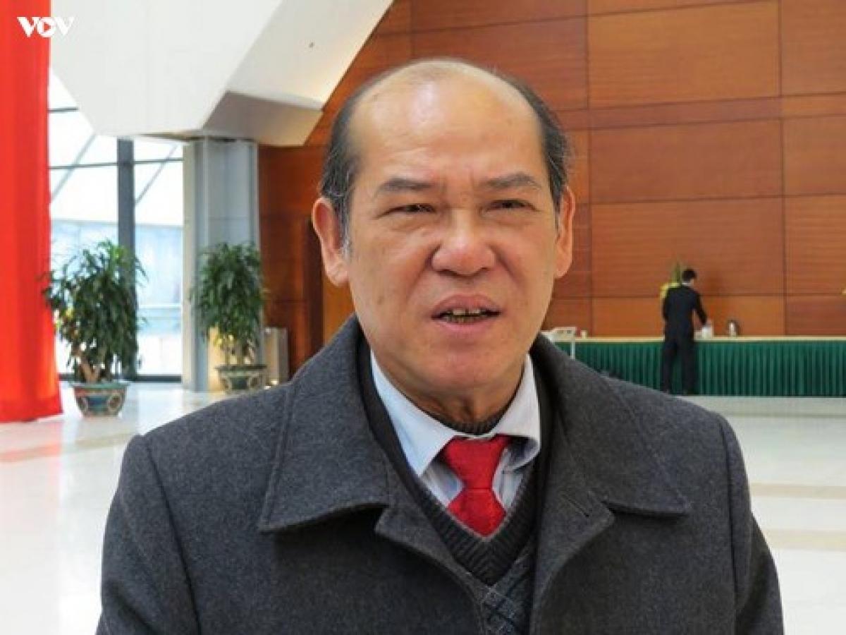 Ông Nguyễn Đức Hà