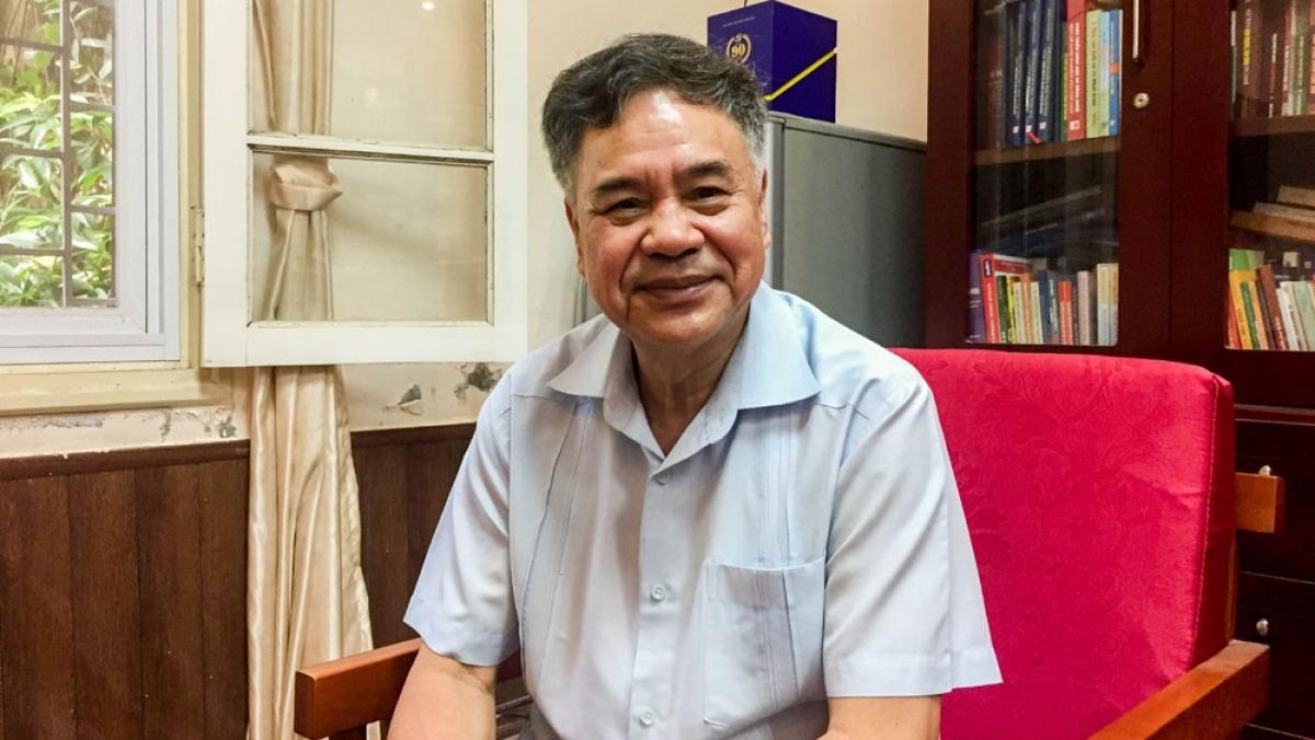 PGS.TS Nguyễn Viết Thông
