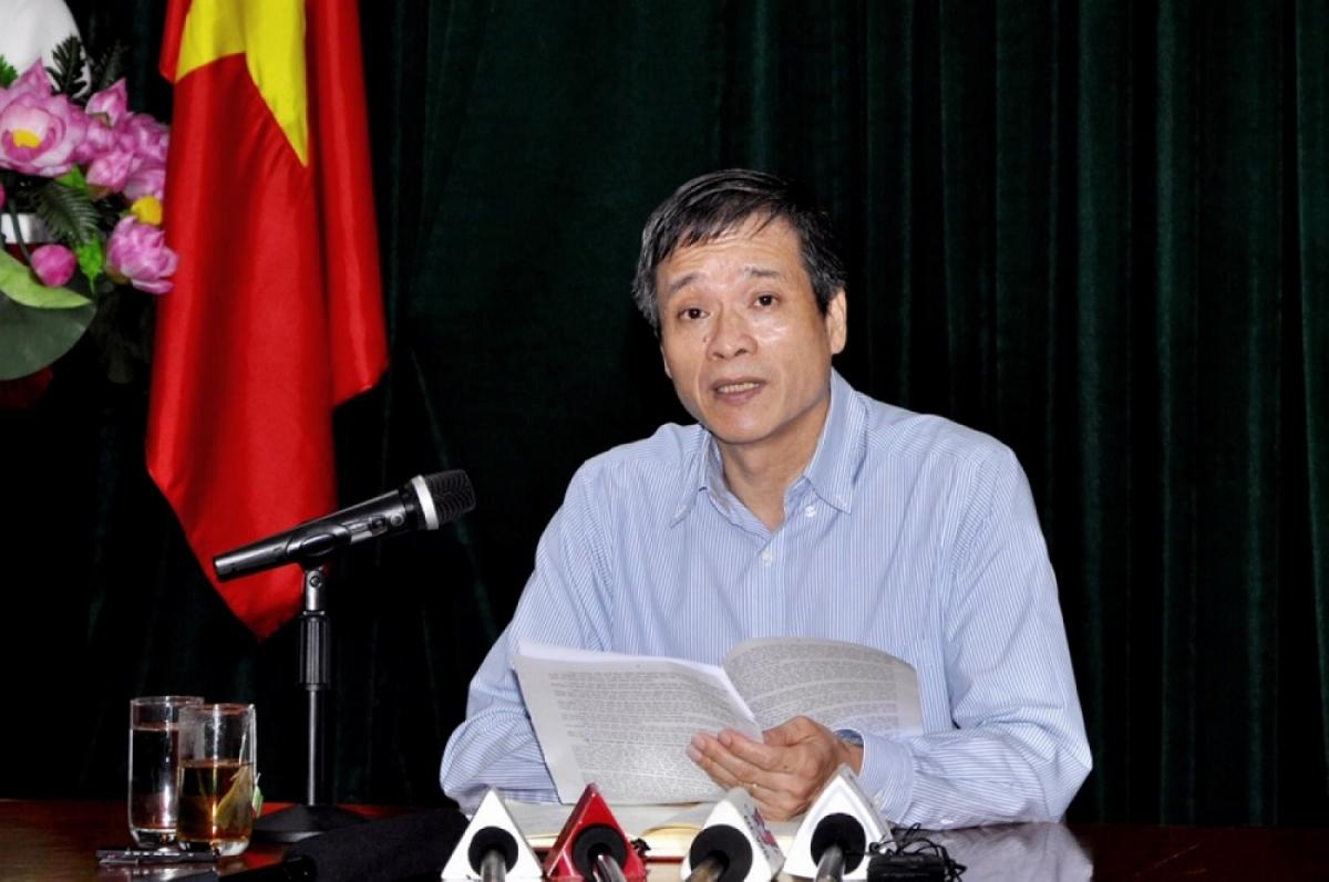 Ông Phùng Ngọc Khánh giữ chức Cục trưởng Cục Quản lý giám sát Bảo hiểm từ năm 2014 (Ảnh: KT)