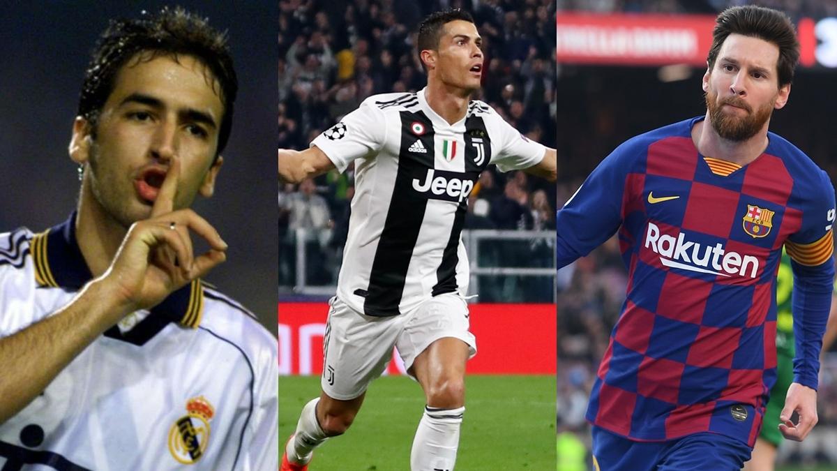 Top 10 chân sút vĩ đại nhất Champions League/Cúp C1 châu Âu không tính vòng loại gồm những gương mặt sau:
