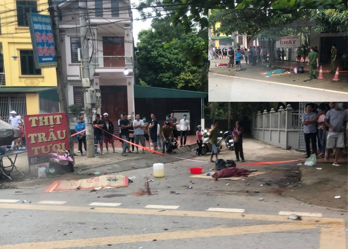 Ô tô tông xe máy khiến 3 phụ nữ trẻ tử vong ở Phú Thọ:Vào khoảng 1h15 ngày 15/9 xe ô tô con mang BKS 30A - 868.16 di chuyển trên tuyến Ql2, đoạn đi qua địa bàn khu 4, xã Phù Ninh, huyện Phù Ninh, tỉnh Phú Thọ đã xảy ra va chạm với xe máy BKS 22Y1-172.00 khiến 3 người phụ nữ trên xe máy tử vong tại chỗ. Sau khi vụ tai nạn giao thông xảy ra xe ô tô con bỏ chạy và để lại tại khu Đường Nam, thị trấn Phong Châu, huyện Phù Ninh, tỉnh Phú Thọ.