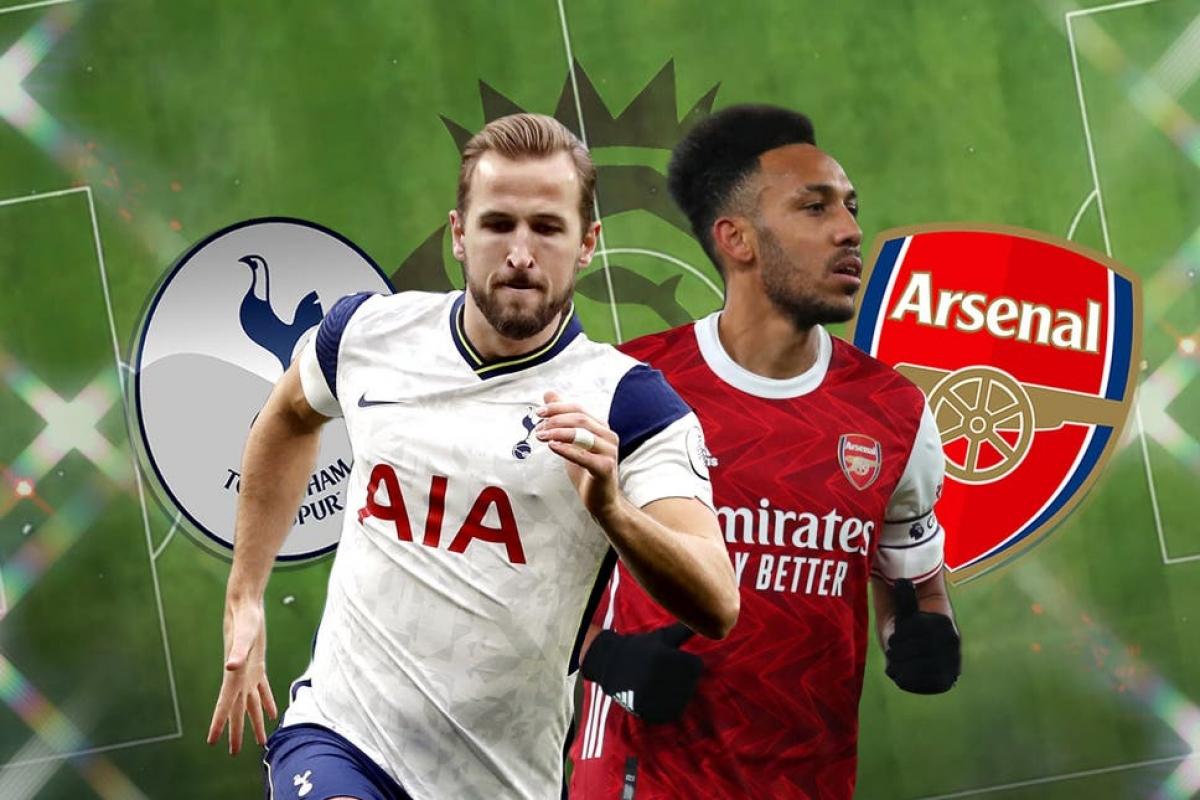 Tottenham - Arsenal là trận cầu tâm điểm đêm 6/12, rạng sáng 7/12.