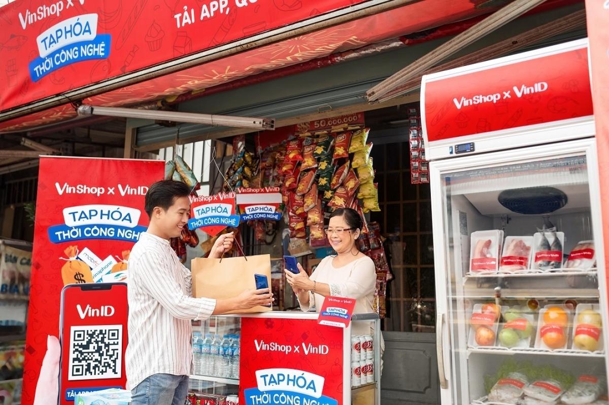 VinShop tăng trưởng ấn tượng, hứa hẹn tạo đột phá với kênh bán lẻ truyền thống là các cửa hàng tạp hóa.