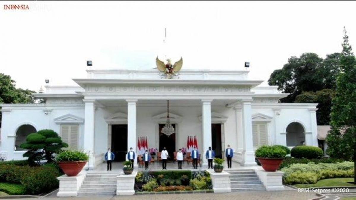 Indonesia cải tổ nội các, thay thế 6 bộ trưởng (Nguồn : Ban thư ký Tổng thống)