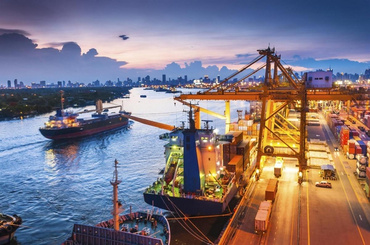 Hệ thống Quá cảnh Hải quan ASEAN sẽ thúc đẩy hiệu quả các các hoạt động quá cảnh qua khu vực, giúp giảm thời gian, chi phí vận chuyển thương mại xuyên biên giới trong khối ASEAN. (Ảnh minh họa: KT)