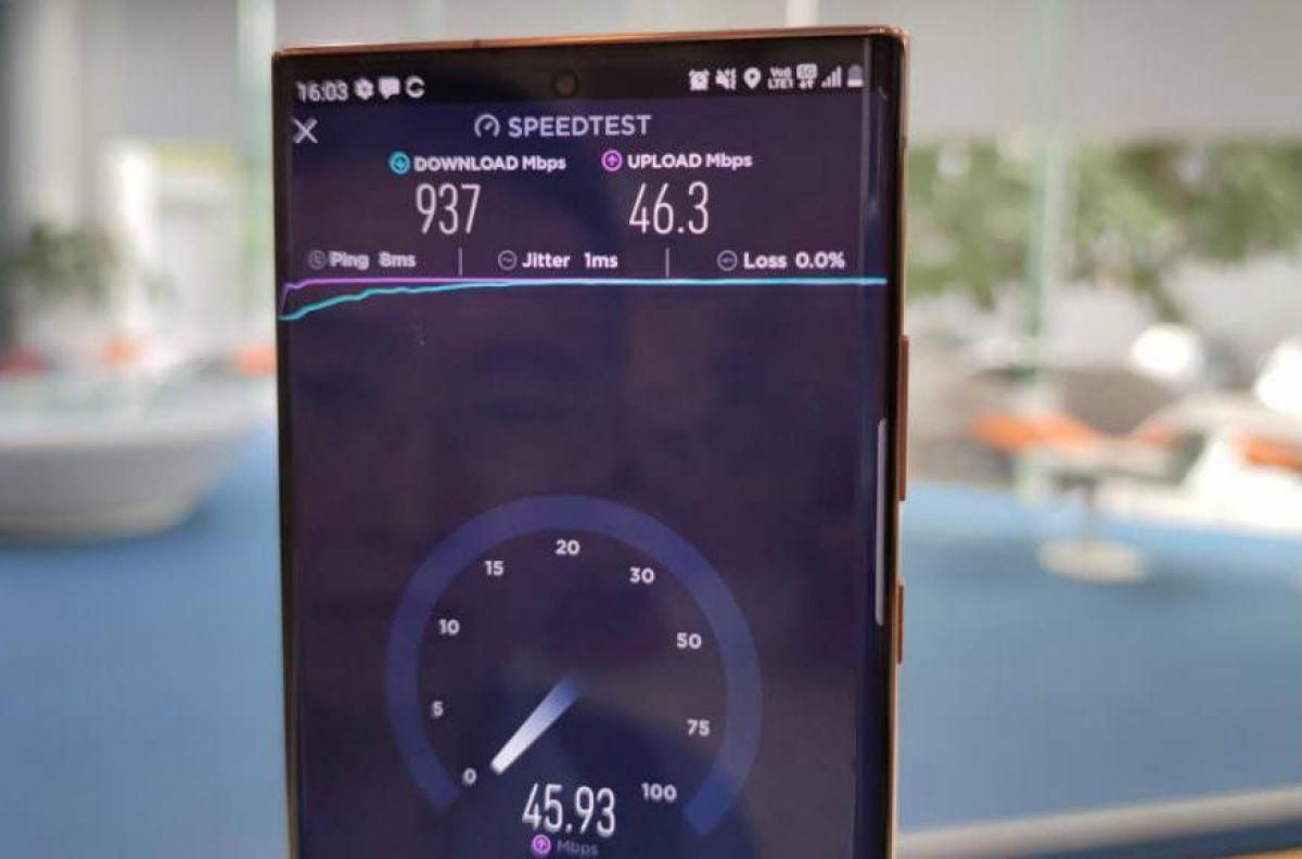 5G Viettel đã có thể sử dụng trên điện thoại Samsung Note20 Ultra 5G từ ngày 22/12/2020.