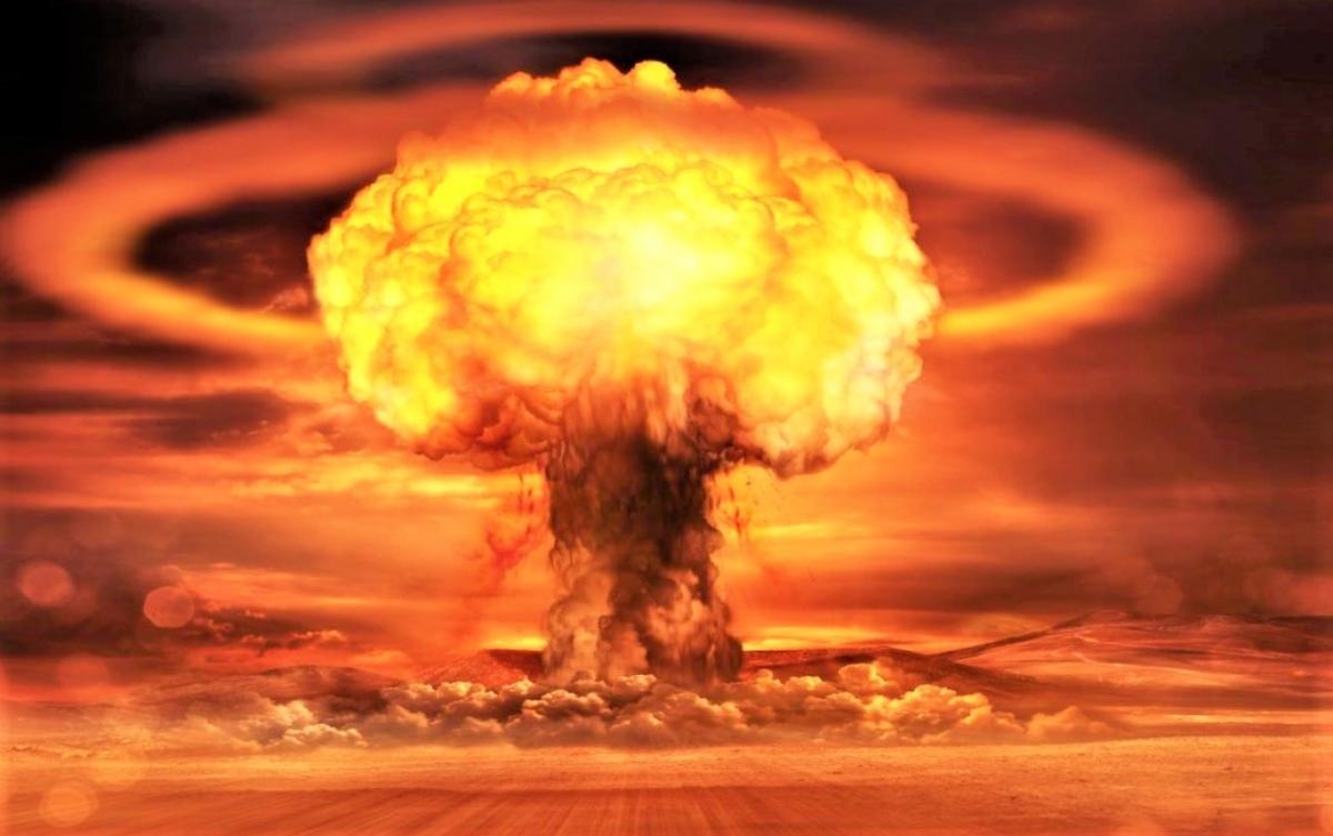 Vũ khí hạt nhân có sức hủy diệt khủng khiếp và để lại những hậu quả không lường; Nguồn: sciencestruck.com