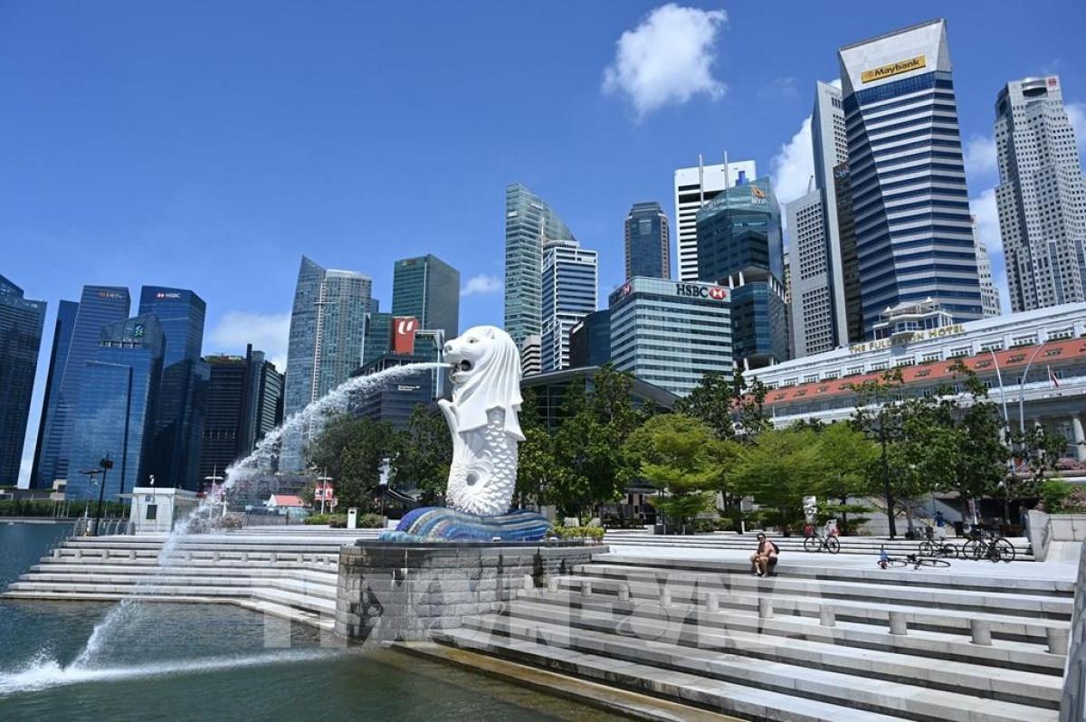 Singapore xác nhận trường hợp nhiễm biến thể mới của virus SARS-CoV-2. Ảnh: AFP/TTXVN
