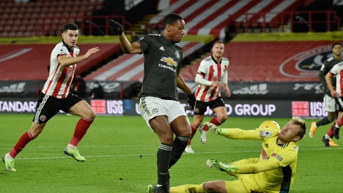 MU có cơ hội lớn để giành trọn 3 điểm ở vòng 14 Premier League (Ảnh: Reuters).