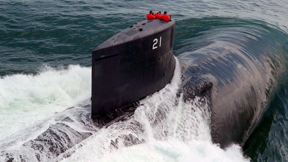 Seawolf được xem là F-22 phiên bản tàu ngầm. Ảnh: National Interest