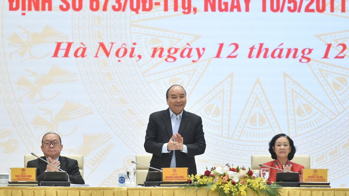 Thủ tướng phát biểu chỉ đạo tại Hội nghị