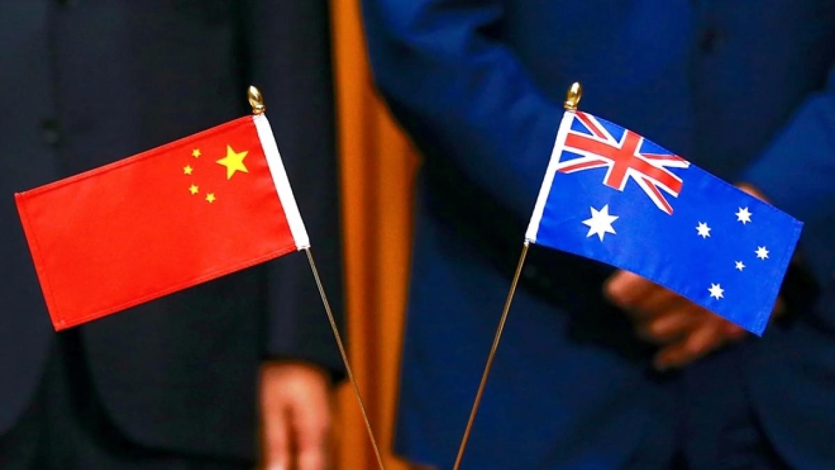 Quan hệ Trung Quốc- Australia ngày càng leo thang căng thẳng. Ảnh: Getty Images