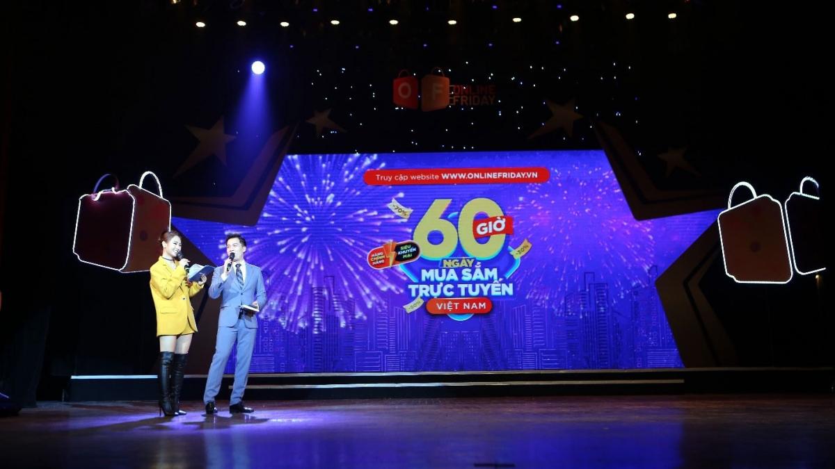 Sự kiện Ngày mua sắm trực tuyến Việt Nam 2020.