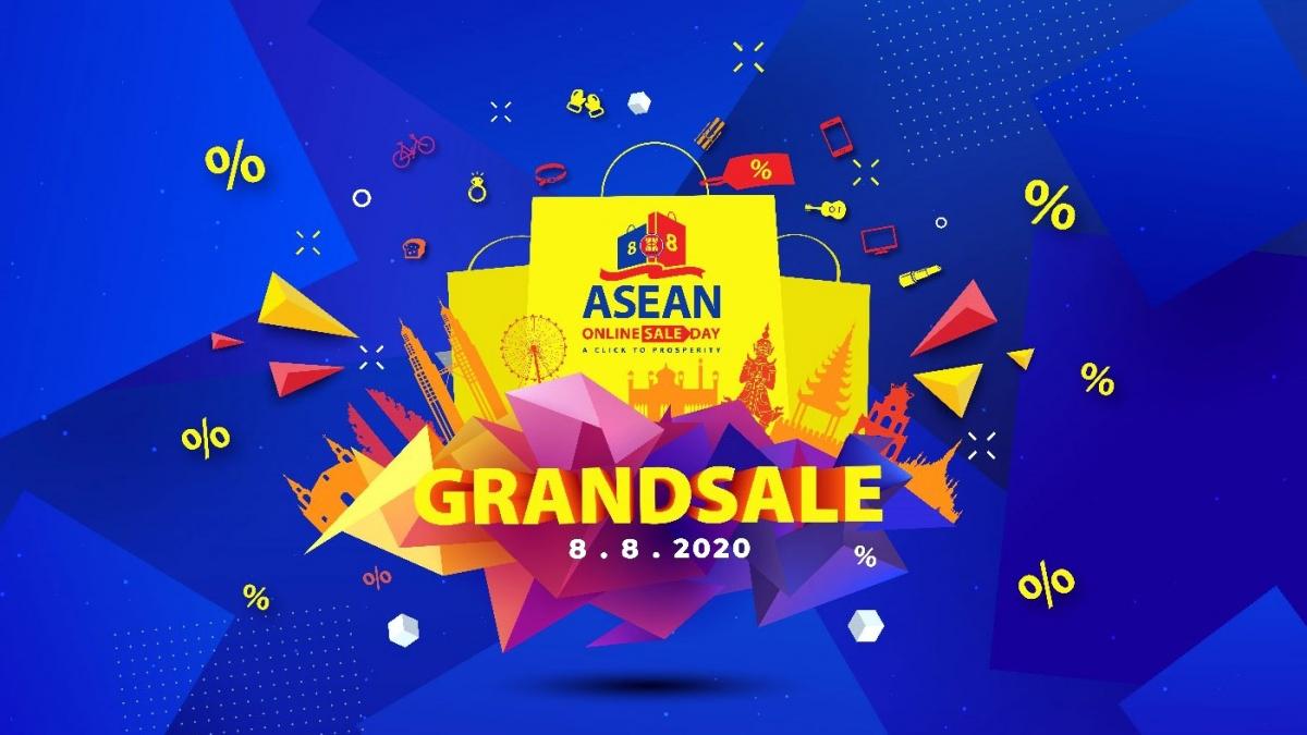 Ngày 8/8 hàng năm sẽ là ngày mua sắm trực tuyến ASEAN.