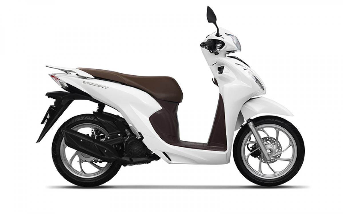 Thiết kế tổng thể Honda Vision thế hệ mới không có quá nhiều đột phá so với thế hệ trước.