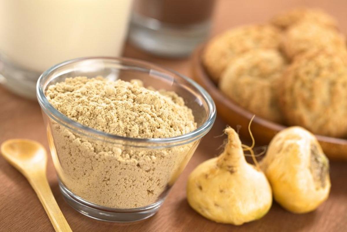 Bột maca: Năm 2021 sẽ là năm của bột maca. Đây là loại bột từ rễ cây maca, và loại bột này có thể được sử dụng cùng với các loại bánh ngọt, ngũ cốc, sinh tố, hay thậm chí cà phê. Bột maca giúp bổ sung năng lượng, cải thiện huyết áp, giảm các triệu chứng viêm khớp và cải thiện sức khỏe sinh sản.