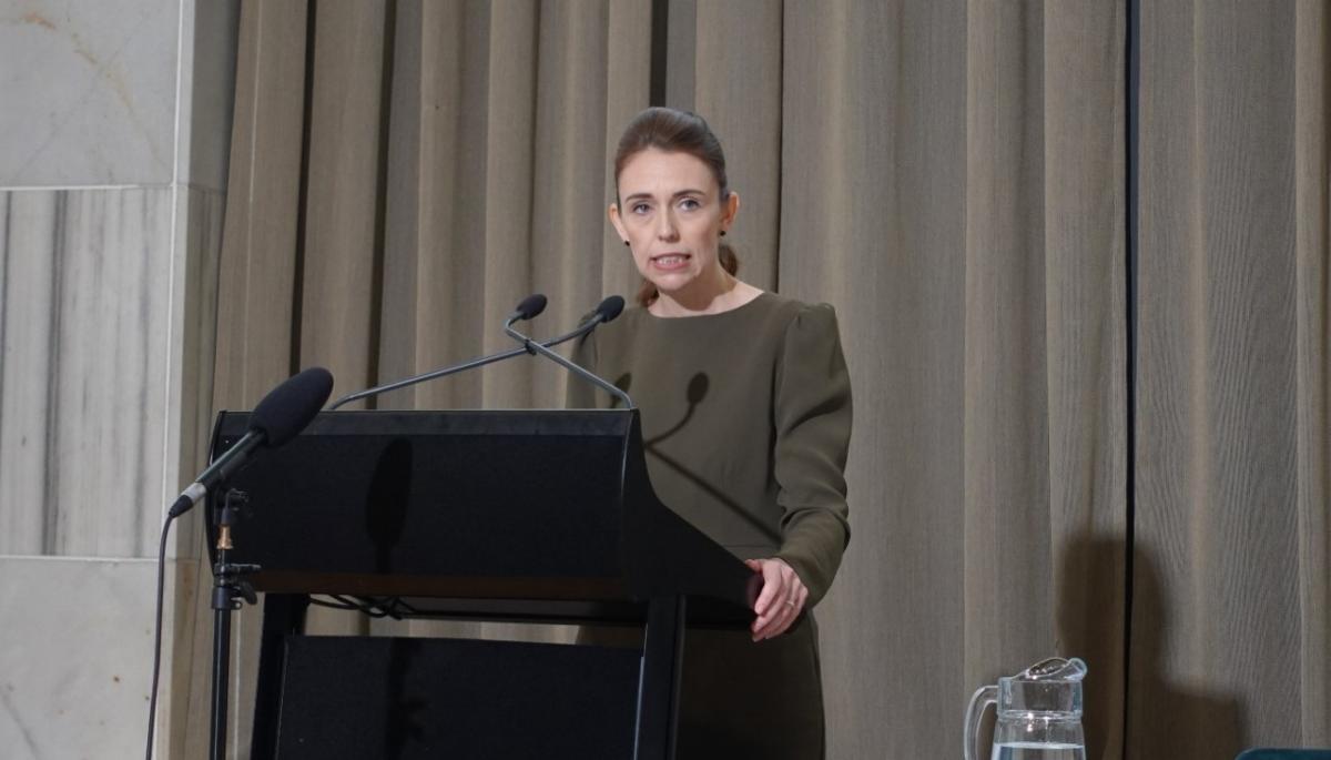 Thủ tướng New Zealand Jacinda Ardern. Nguồn: Zane Small