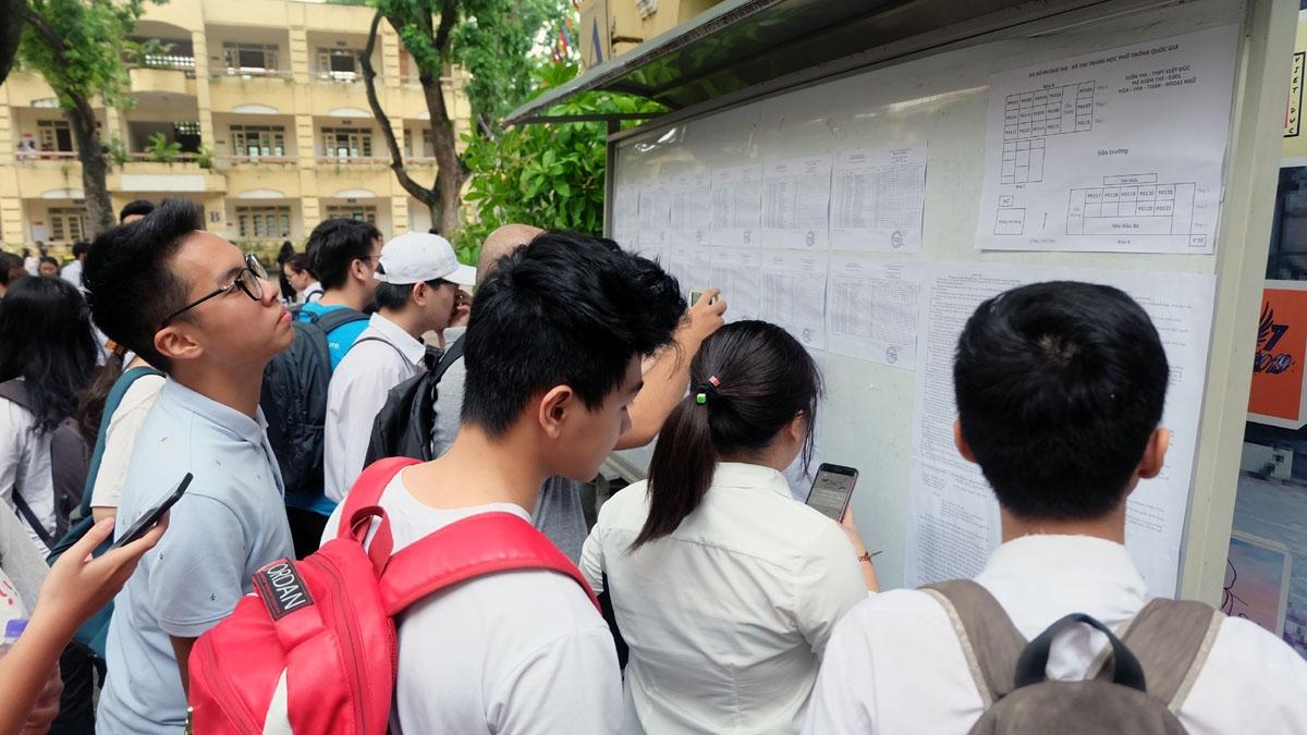 Sẽ có trung tâm khảo thí độc lập để tổ chức thi tuyển sinh.