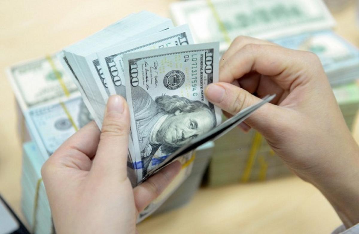 Sáng 16/1), Ngân hàng Nhà nước công bố tỷ giá trung tâm của Đồng Việt Nam so với USD ở mức 23.148 VND/USD (Ảnh minh họa: KT)