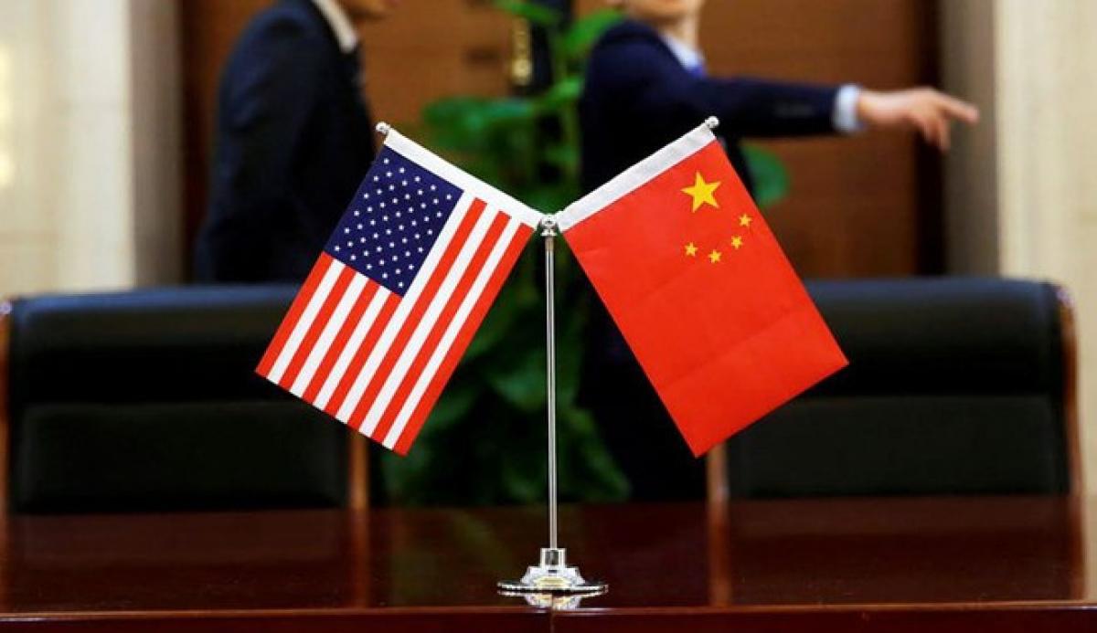 Đối đầu và cạnh tranh khiến Mỹ và Trung Quốc ngày càng rời xa nhau. Ảnh minh họa: Reuters.