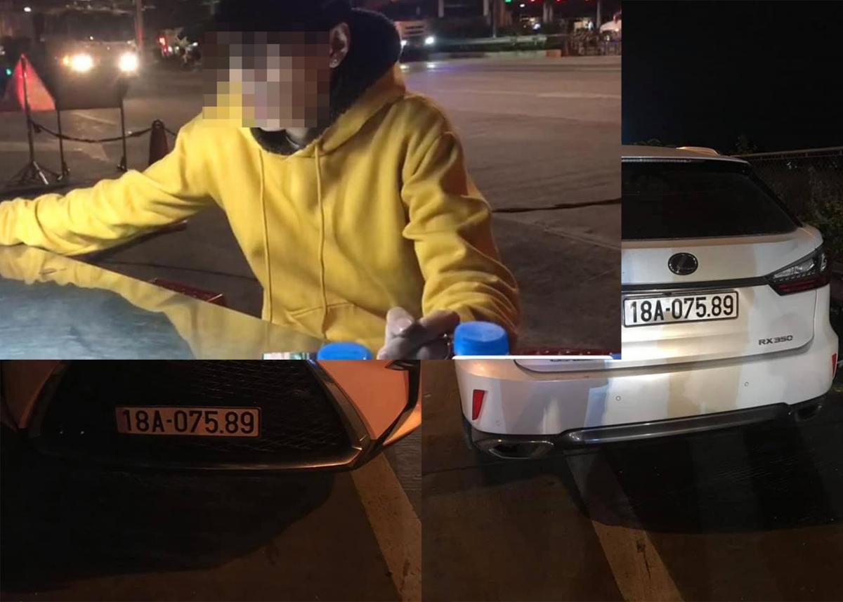 Tài xế dương tính với ma túy bị phát hiện trên tuyến cao tốc Pháp Vân- Cầu Giẽ- Ninh Bình