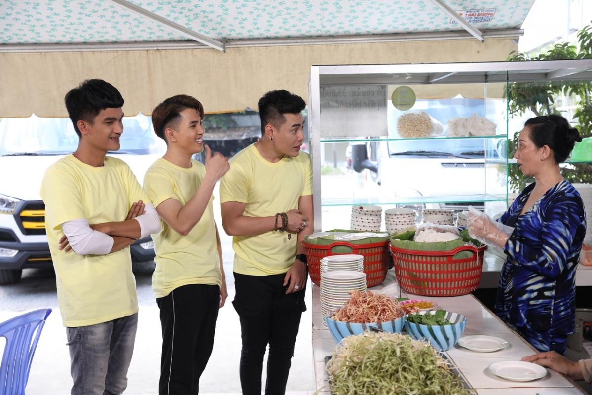 MC Mạc Văn Khoa và 2 khách mời Lê Dương Bảo Lâm – Will ghé thăm tỉnh Sóc Trăng