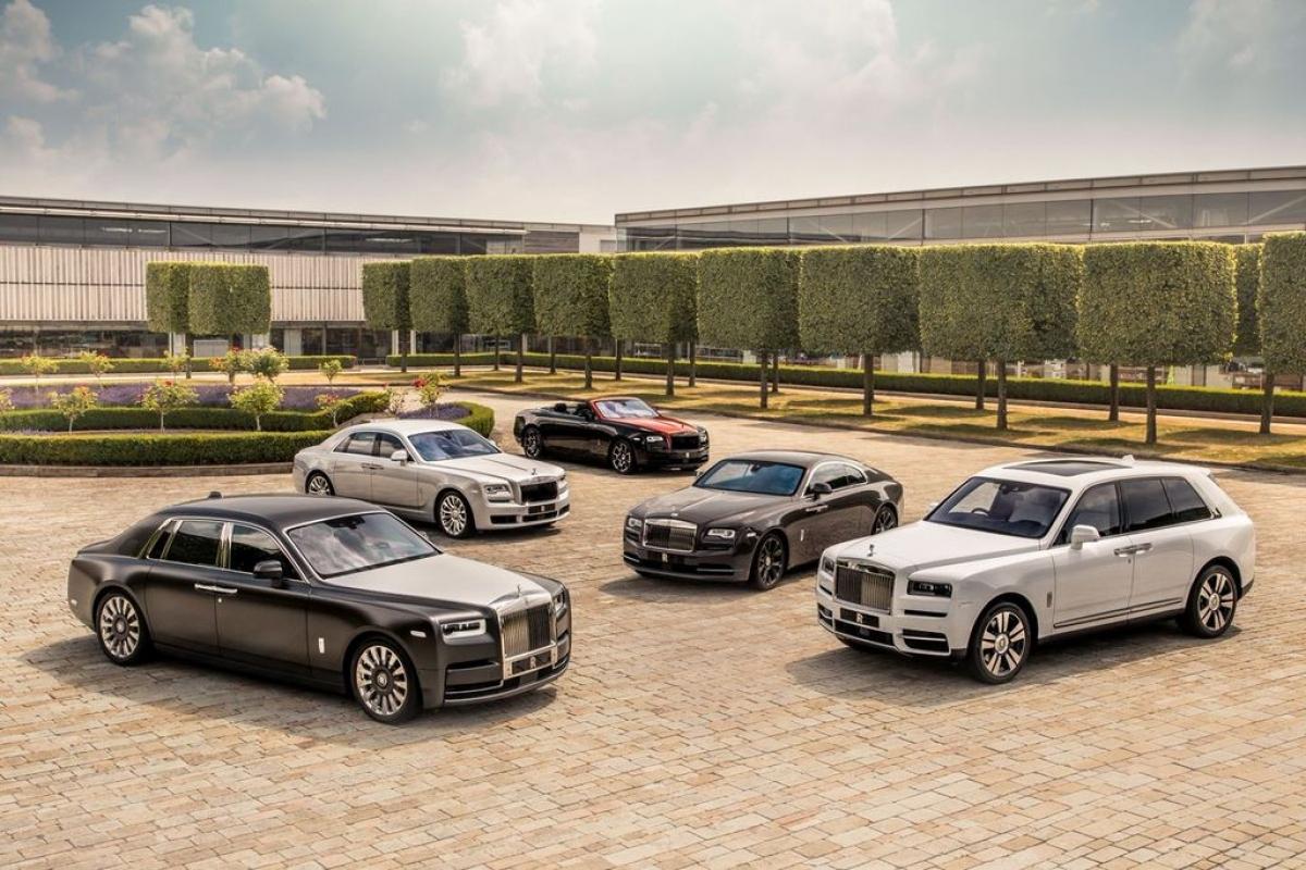 Showroom mới củaRolls-Royce sẽ được mởtại TP HCMvào Quý II/2021. (Ảnh minh họa: KT)