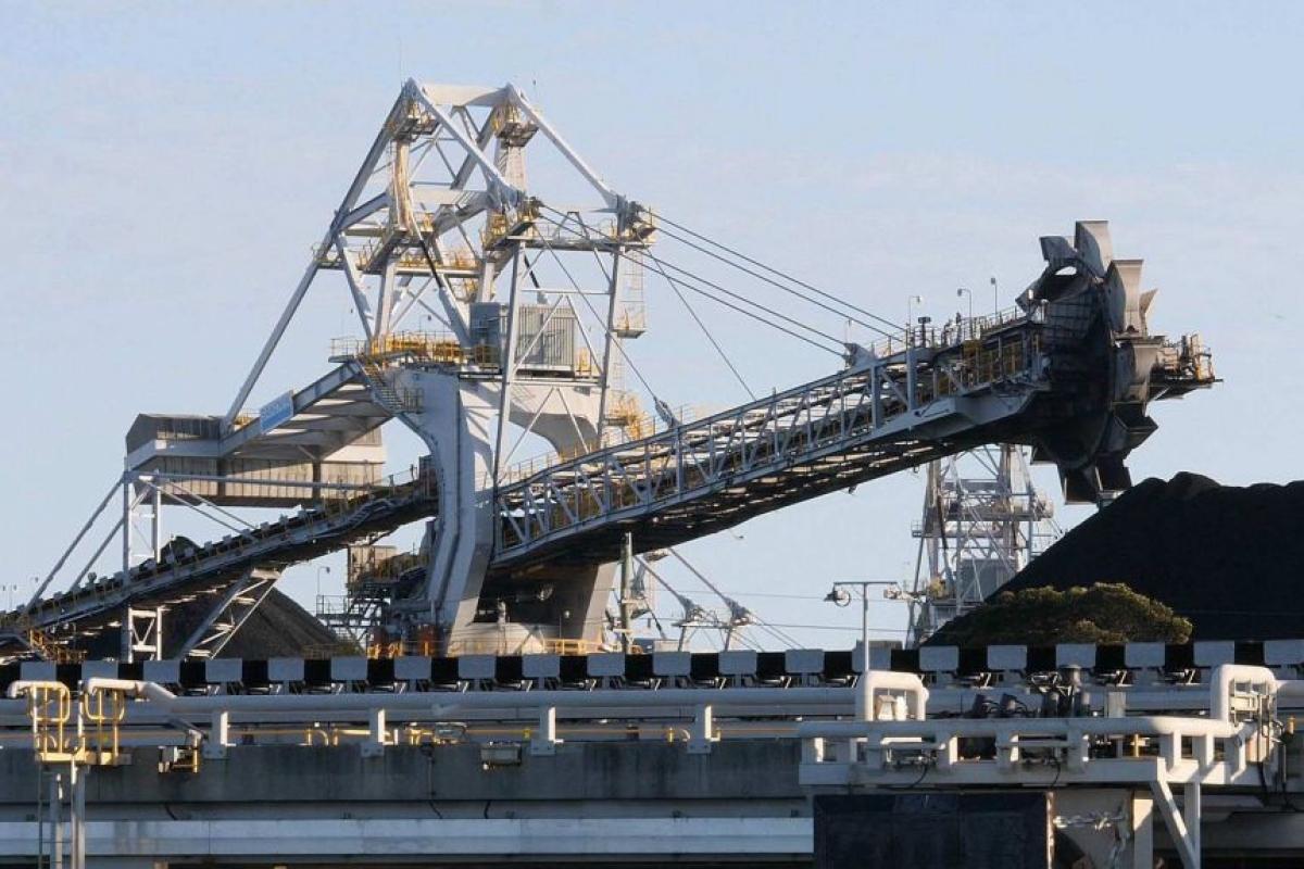 Xuất khẩu than của Australia sang Trung Quốc đạt 14 tỷ AUD trong năm 2019. Ảnh ABC