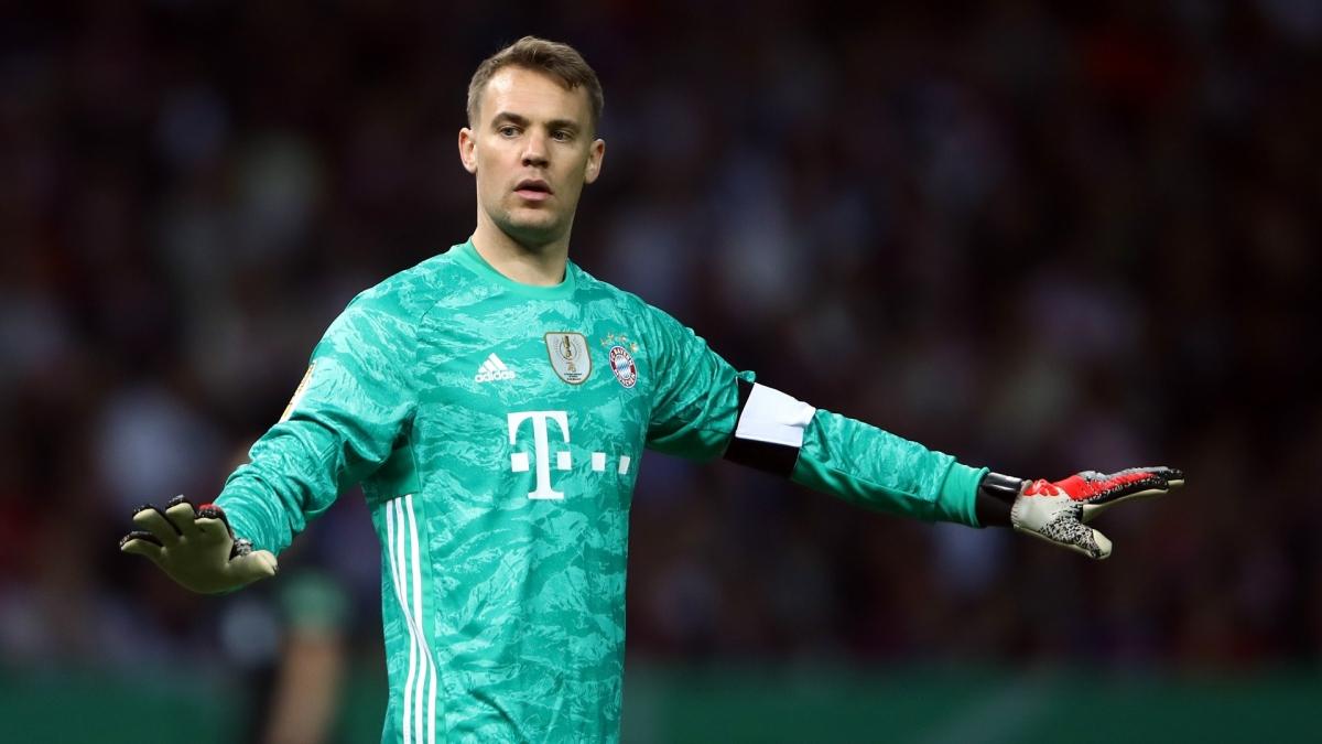 Thủ mônManuel Neuer (Bayern)