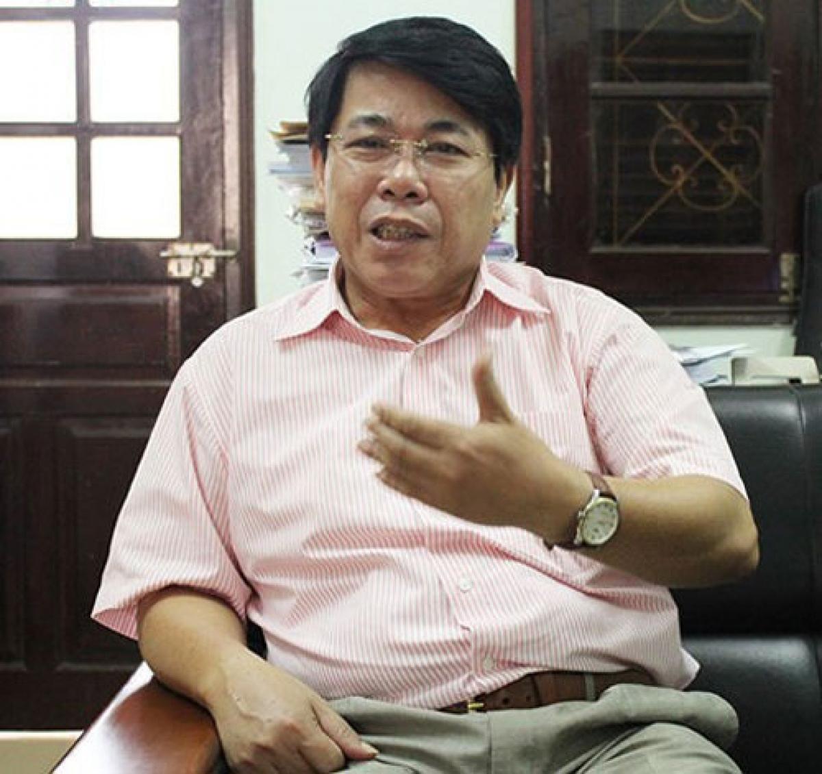 GS.TS Phan Xuân Sơn – giảng viên cao cấp (Học viện Chính trị Quốc gia Hồ Chí Minh)