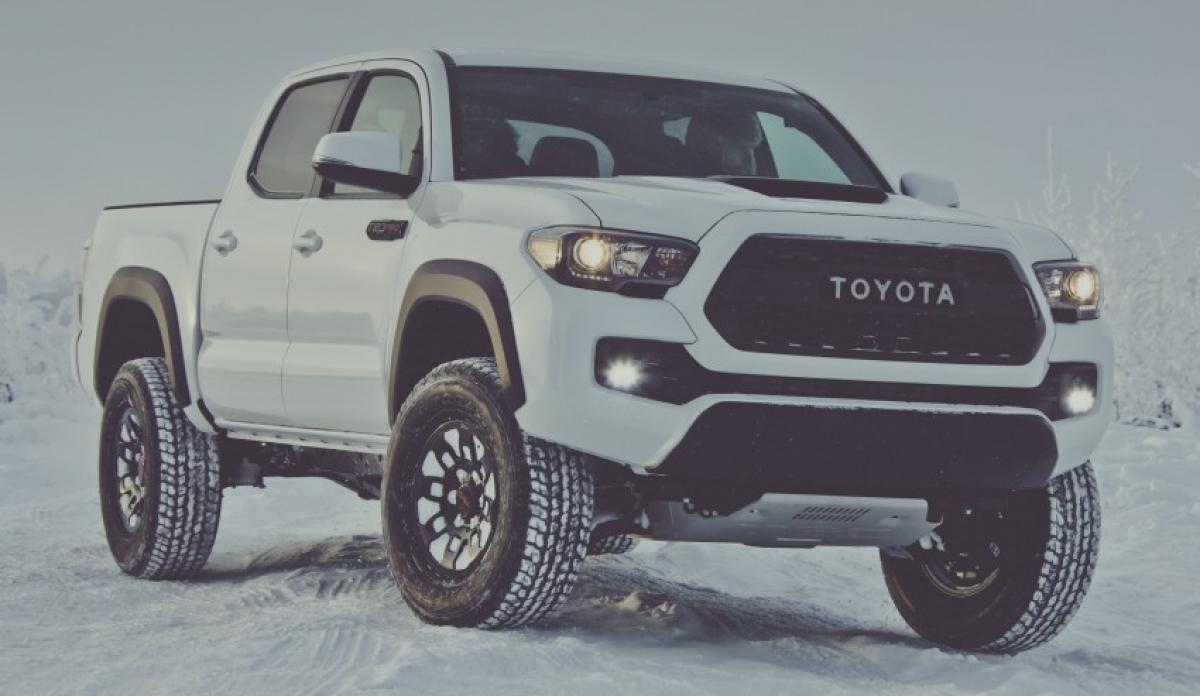 10. Toyota Tacoma - 238.806 chiếc (giảm 4% so với năm 2019)