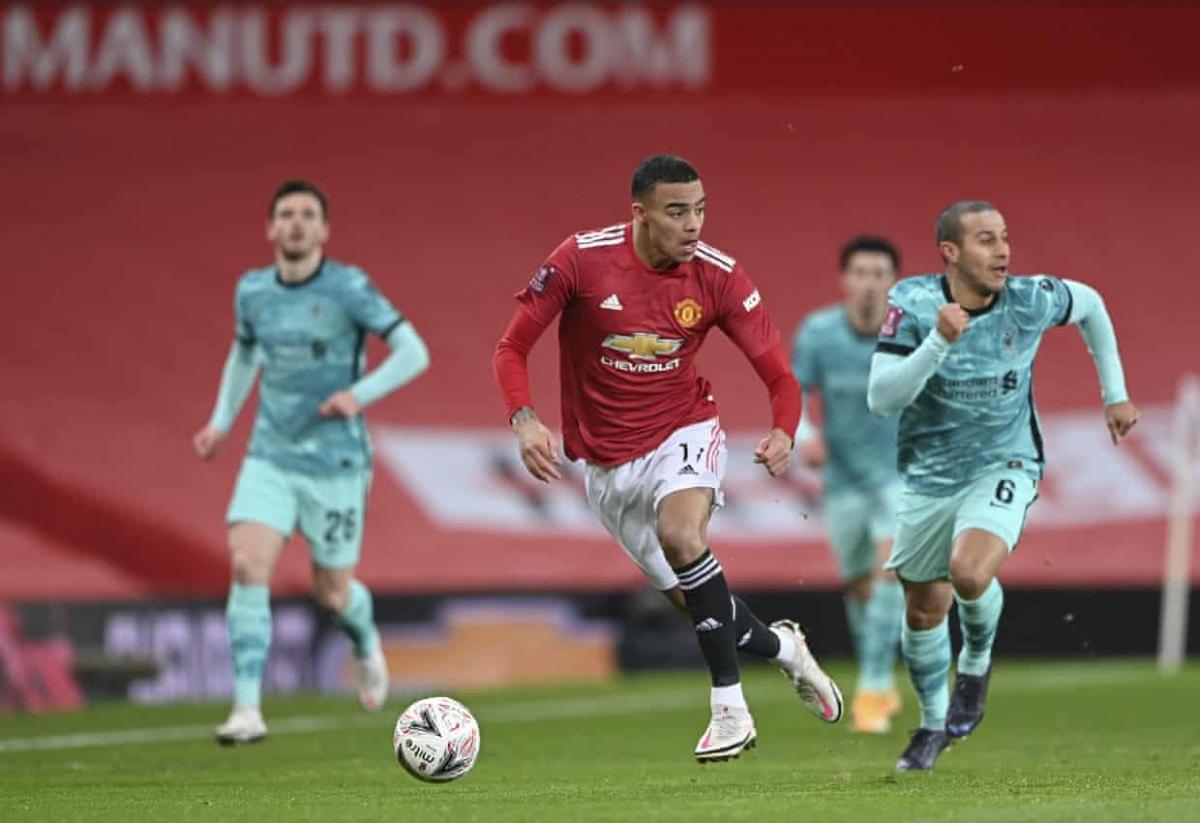 Một tuần sau trận hòa 0-0 ở Premier League, MU và Liverpool đã tạo ra màn rượt đuổi tỷ số nghẹt thở tại vòng 4 FA Cup.