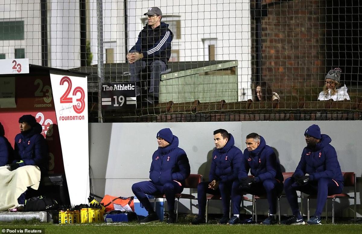 Thầy trò Jose Mourinho hành quân tới làm khách của đội bóng hạng 7 Marine tại vòng 3 FA Cup.