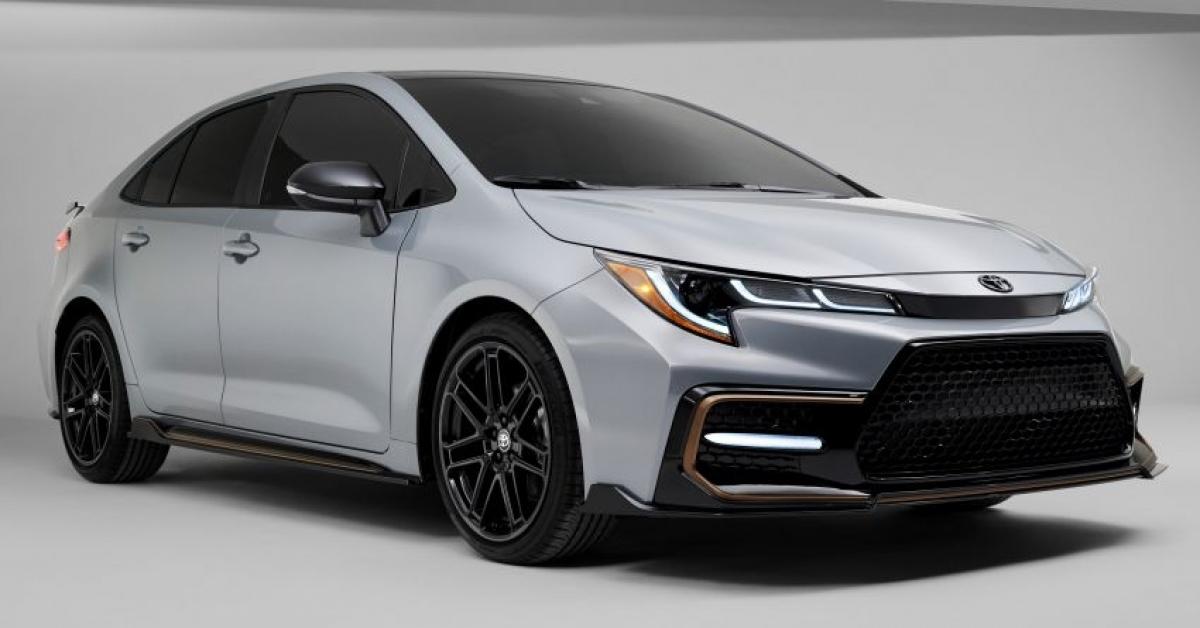 11. Toyota Corolla - 237.178 chiếc (giảm 22% so với năm 2019)