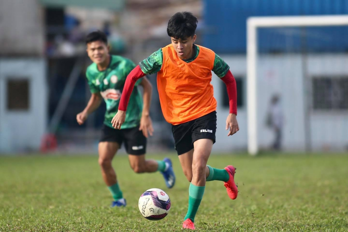 Tiền vệ trung tâm: Phan Thanh Hậu - Thành viên U20 Việt Nam tham dự U20 World Cup 2017