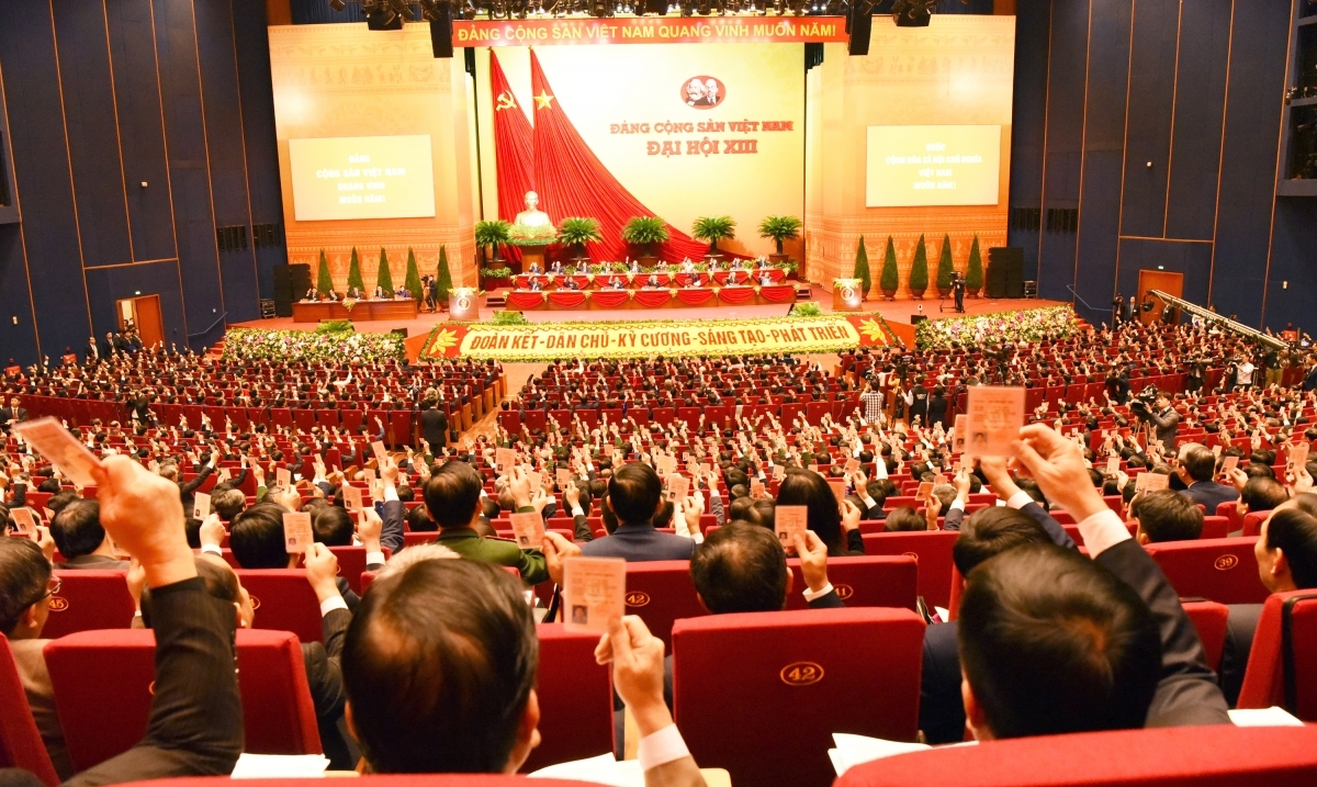 The13th National Party Congressis scheduled to officially get underway during the morning of January 26, with the event set to last until February 2. The event draws the participation of 1,587 delegates representing more than 5.1 million Party members nationwide.