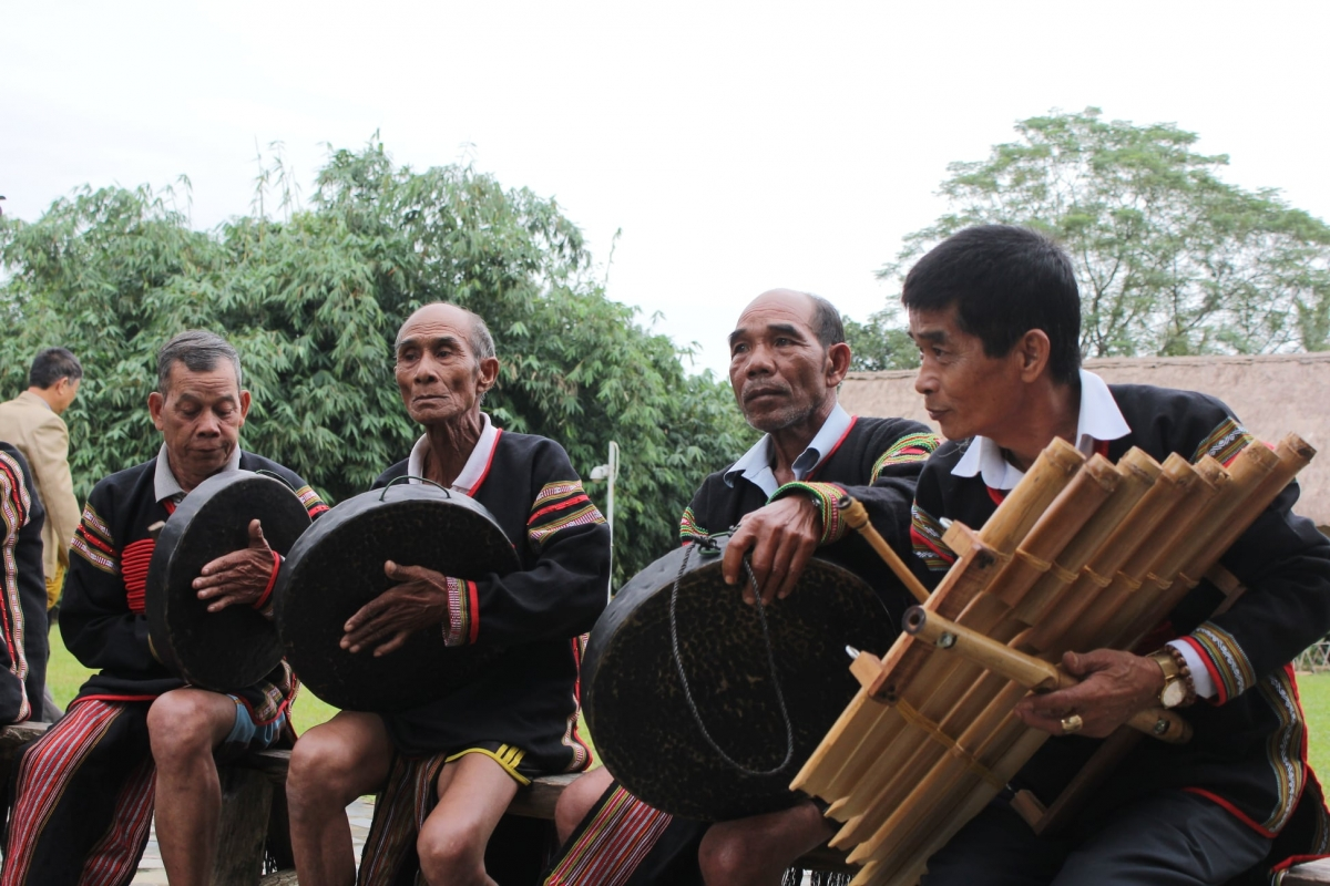 Vũ điệu Tây Nguyên. Nguồn: Làng Văn hóa - Du lịch các dân tộc Việt Nam.