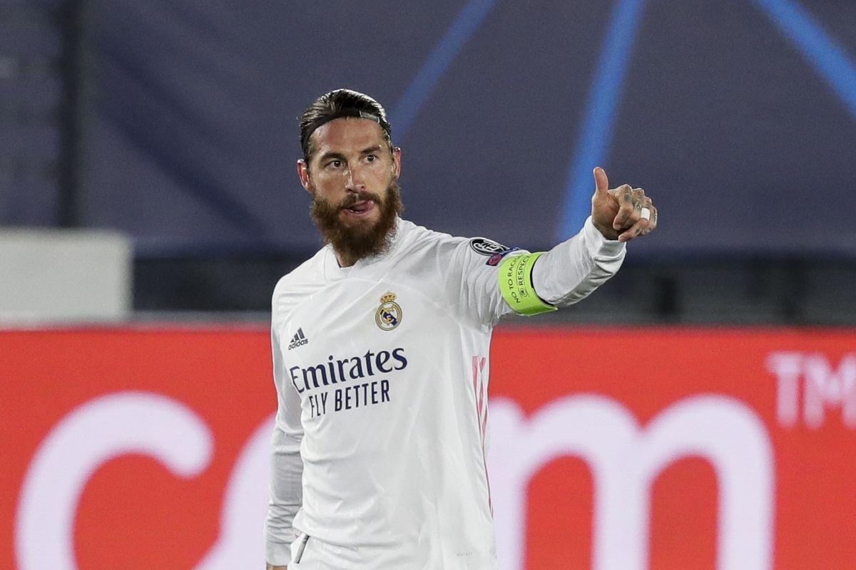 Ramos tiếp tục chấn thương khiến Real Madrid thiếu hụt nghiêm trọng về lực lượng. (Ảnh: Getty).